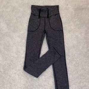 Grey Lululemon pants
